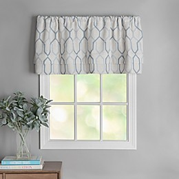Beckett Window Valance in Ash