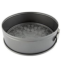Taste of Home® Nonstick 9-Inch Metal Springform Baking Pan in Grey