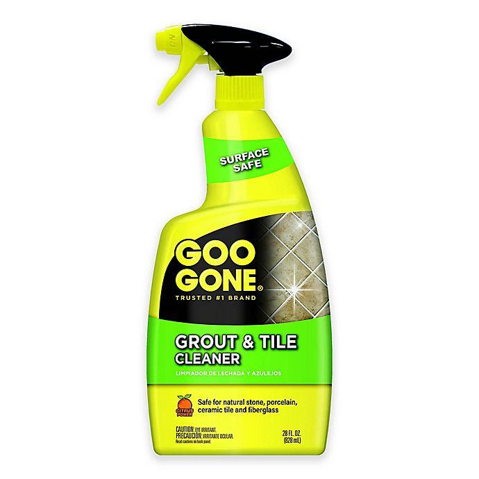 Alternate image 1 for GOO GONE® Grout Clean & Restore 28-Ounce Spray Bottle