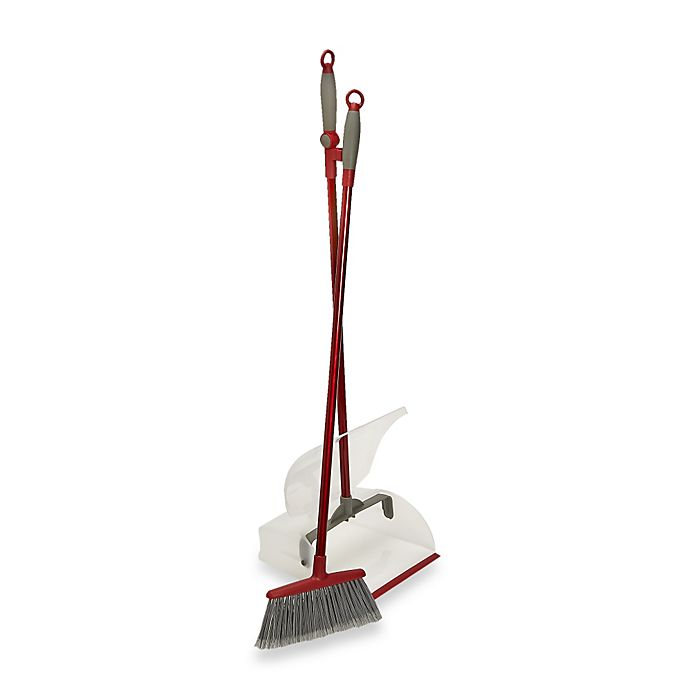 Alternate image 1 for Covered Upright Sweeper in Ruby