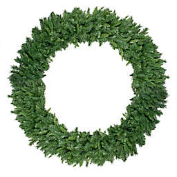Northlight 6-Foot Faux Lush Mixed Pine Wreath