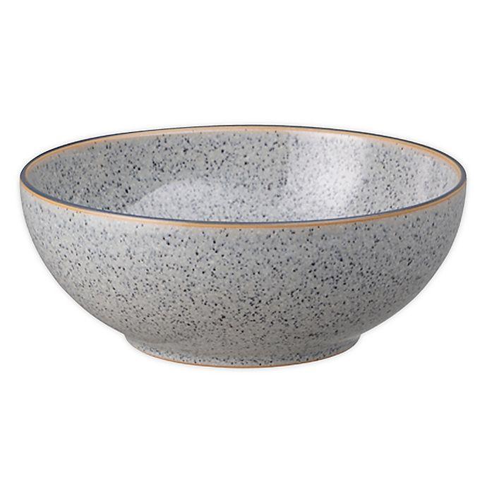 Alternate image 1 for Denby Studio Grey Cereal Bowls (Set of 4)