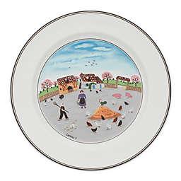 Villeroy & Boch Design Naif Country Yard Dinner Plate