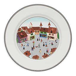 Villeroy & Boch Design Naif Old Village Square Dinner Plate