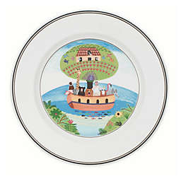Villeroy & Boch Design Naif Noah's Ark Salad Plate
