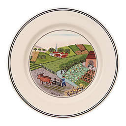 Villeroy & Boch Design Naif Plowing Bread and Butter Plate