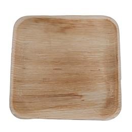 Jodhpüri™ 100-Count 8-Inch Square Areca Leaf Plates