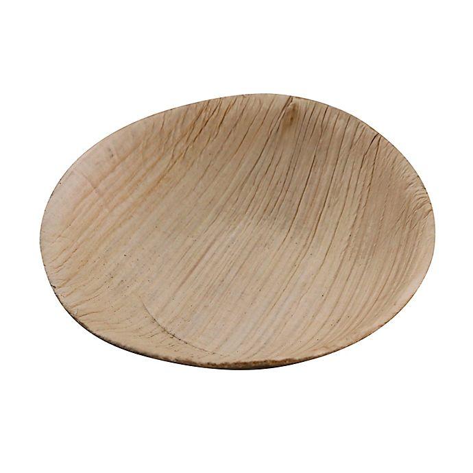 Alternate image 1 for Jodhpüri™ 50-Count Areca Leaf Condiment Dip Cups