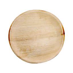 Jodhpüri™ 50-Count 7-Inch Round Areca Leaf Plates