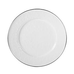Golden Rabbit® Solid White Dinner Plates (Set of 4)