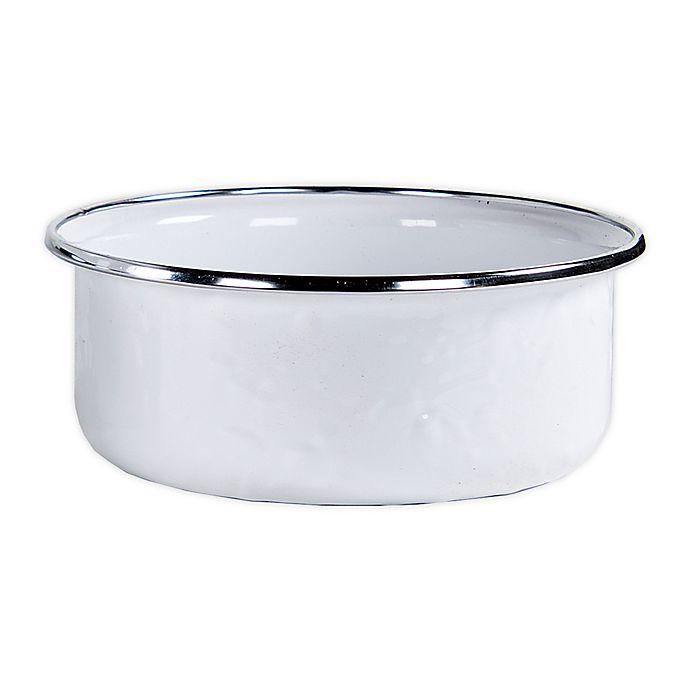 Alternate image 1 for Golden Rabbit® Solid White Soup Bowls (Set of 4)