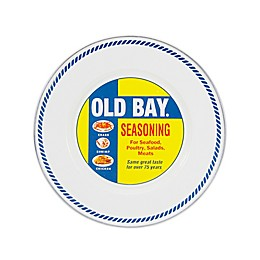 Golden Rabbit® Old Bay Accent Plates in Yellow (Set of 4)
