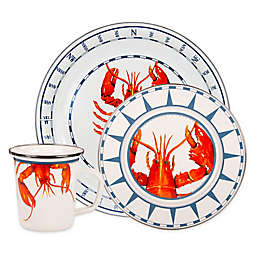 Golden Rabbit® Lobster Dinnerware Collection
