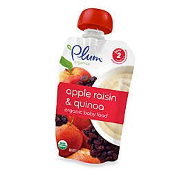 Plum Organics™ Second Blends™ 3.5 oz. Apple, Raisin and Quinoa Organic Baby Food