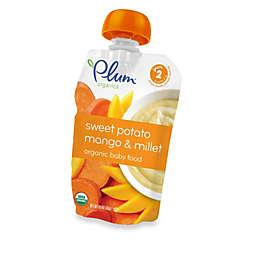 Plum Organics™ Baby Second Blends™ Fruit & Grain - Mango & Millet