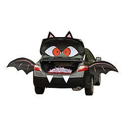 National Tree Company Tricky Trunks™ Bat Halloween Car Kit in Black