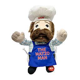 Sam The Matzo Man 9-Inch Original Musical Plush Toy