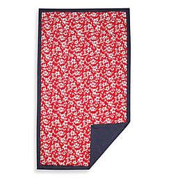 Tuffo Water-Resistant Outdoor Blanket in Red Hawaii