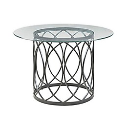 Madison Park Arlo Dining Table in Iron