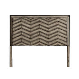 Madison Park Dresden Queen Headboard in Beige Multi