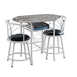 K&B Furniture Afton 3-Piece Dinette Set