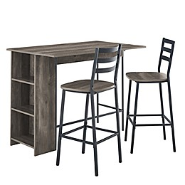 Forest Gate™3-Piece  48-Inch Bistro Kitchen Dining Set