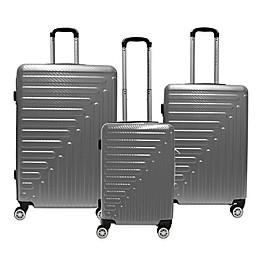 Flat Iron II 3-Piece Hardside Spinner Luggage Set