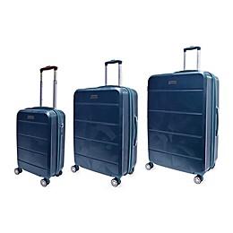 Adrienne Vittadini Brussels 3-Piece Hardside Spinner Luggage Set