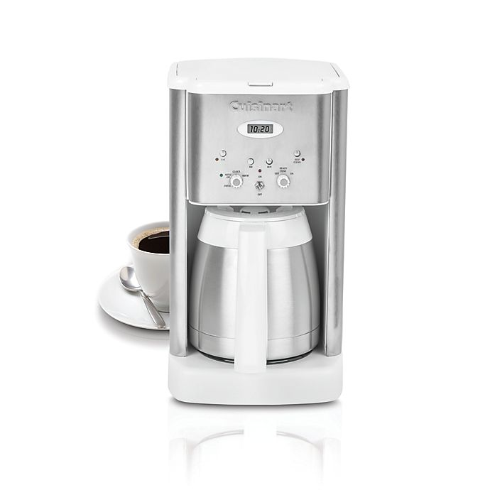 Alternate image 1 for Cuisinart® Brew Central Thermal 10-Cup Coffee Maker