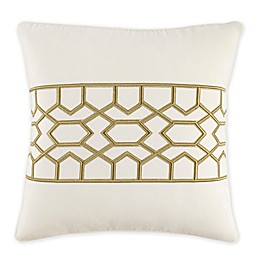 Tommy Bahama® Canyon Palms Embroidered Square Throw Pillow in Green