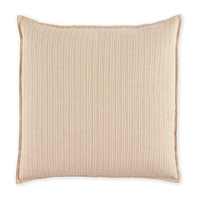 Alternate image 1 for Tommy Bahama® San Jacinto European Pillow Sham in Khaki