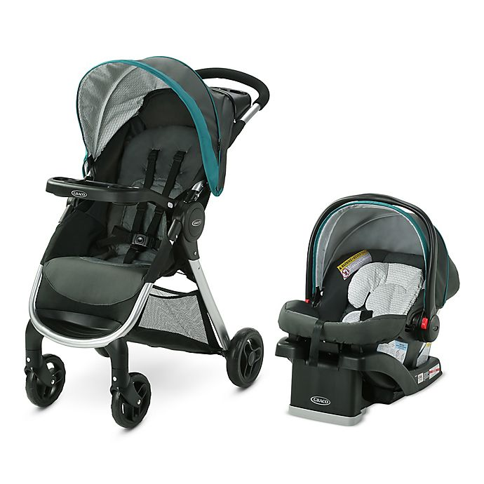 Alternate image 1 for Graco® FastAction SE Travel System in Oceana