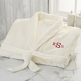 Just For Him Personalized Luxury Fleece Robe Collection