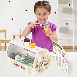 Melissa & Doug® Personalized Scoop & Serve Ice Cream Counter
