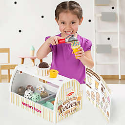 Melissa & Doug® Personalized Scoop & Serve Ice Cream Counter
