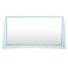 Safavieh Henly 36-Inch x 18-Inch Rectangular Mirror in Teal