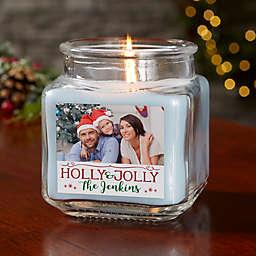 Whimsical Christmas PZ 10 oz CW Candle Jar