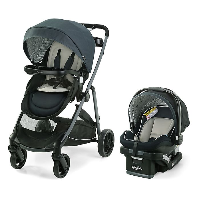 Alternate image 1 for Graco® Modes™ Element DLX Travel System in Windsor