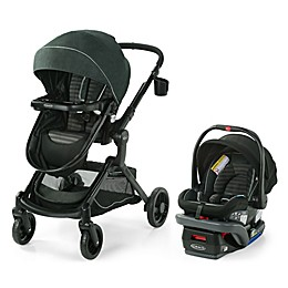 Graco® Modes™ Nest DLX Travel System in Raven