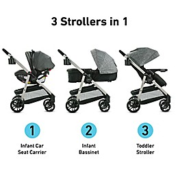 Graco® Modes Pramette Travel System