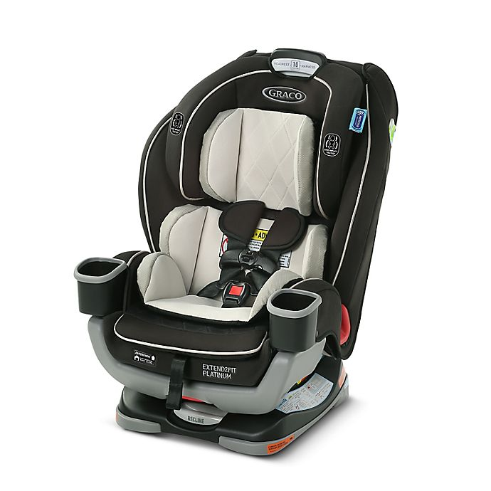 Alternate image 1 for Graco® Extend2Fit® Platinum 3-in-1 Car Seat in Verona