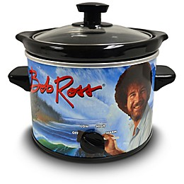 Bob Ross 2 qt Slow Cooker