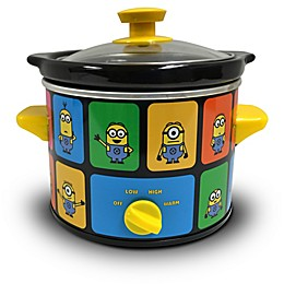 Minions 2 qt. Slow Cooker