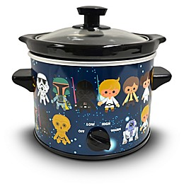 Star Wars Kawaii 2-Qt Slow Cooker