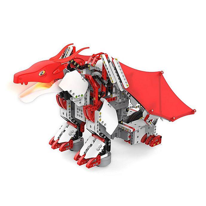 Alternate image 1 for UBTECH JIMU™ Robot Mythical Series: FireBot Kit