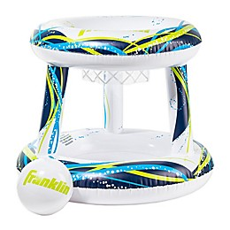 Franklin® Sports Floating Basketball Pool Game in White