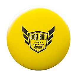 Franklin® Sports 6-Pack Superskinz Dodgeballs
