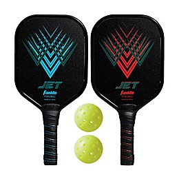 Franklin® Sports Jet Aluminum Paddle X-40 Set in Red/Blue