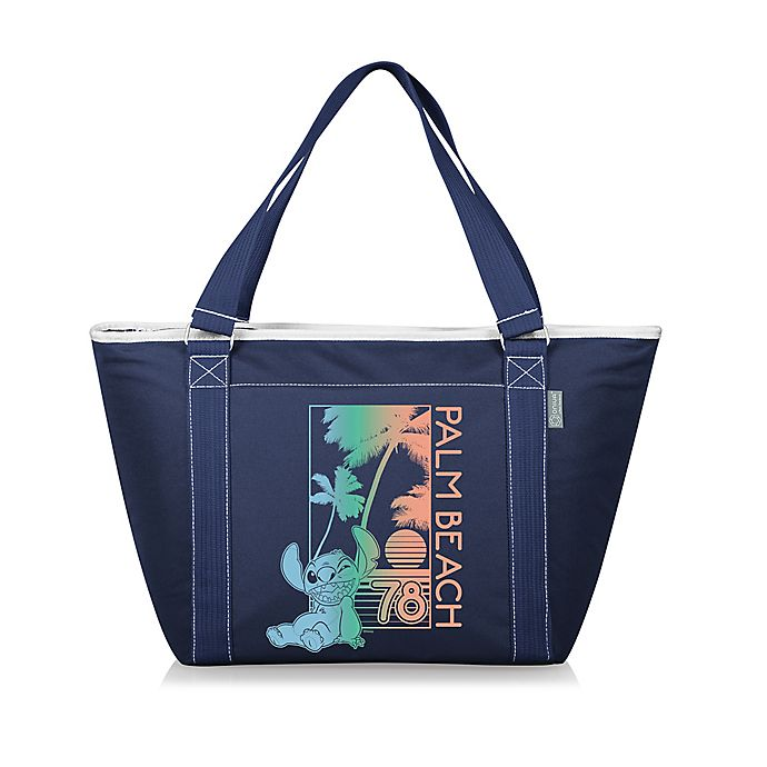 Alternate image 1 for Disney® Stitch '78 Topanga Cooler Tote in Blue