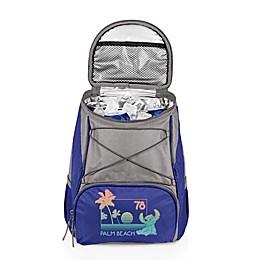 Disney® Stitch '78 PTX Cooler Backpack in Blue